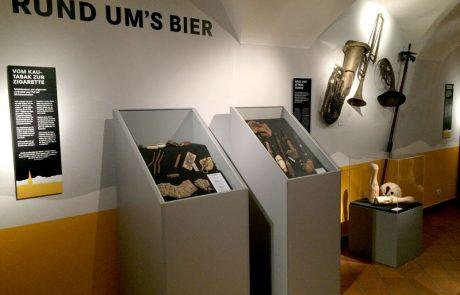 Ausstellung BIER Draustadt-Braustadt