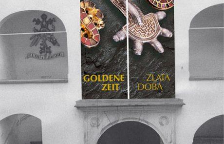 Ausstellung Goldene Zeit