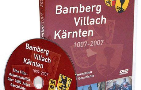 DVD Bamberg-Villach-Kärnten