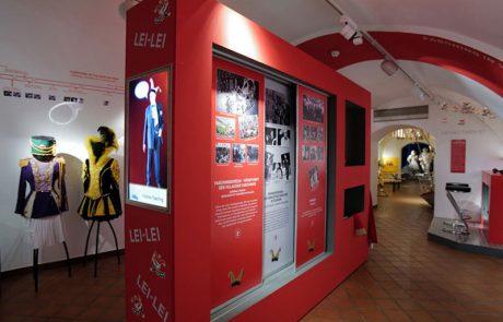 Ausstellung G'sund & Lei-Lei
