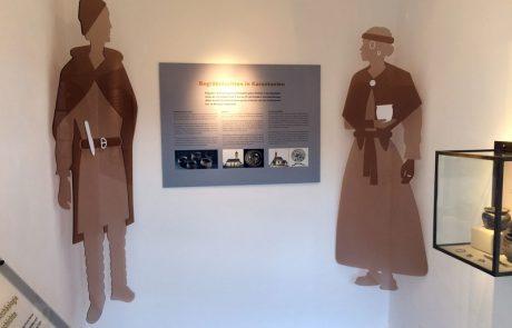 Ausstellung Museum Carantana